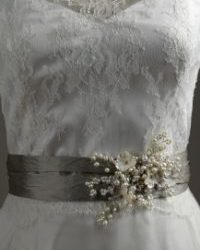 Beautiful Dress Sashes by LilyBlue