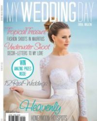 LilyBlue Designer Wedding Accessories featured in MyWeddingDay as part of a number of styled wedding shoots.