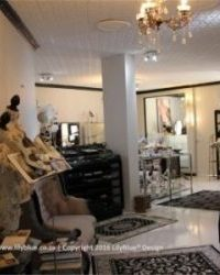 Our Beautiful LilyBlue Bridal Studio on Waterfront Rd in Bellville just below Tyger Valley Shopping Centre