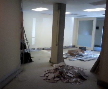 LilyBlue Bridal Shop - Breaking Ground