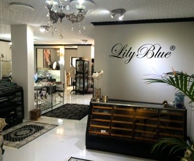 LilyBlue Bridal Shop - Entrance
