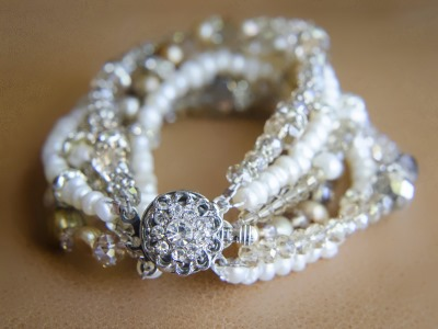 Wedding Bracelets | by LilyBlue