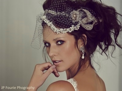 Designer Wedding Hair Accessories | by LilyBlue