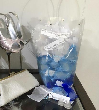 Heel Protectors Wedding Gift Hamper | by LilyBlue