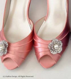 The Perfect Wedding Shoe - Abby | by LilyBlue